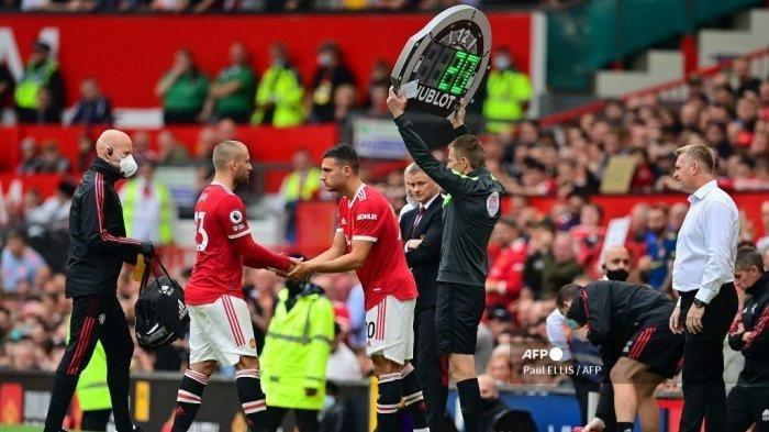 Hasil Man United vs Aston Villa Liga Inggris di Babak 1, Cristiano Ronaldo Kesulitan Cetak Gol