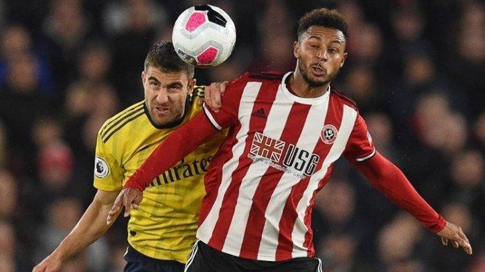 Tuan Rumah Sheffield United Bikin Arsenal Terdepak dari Tiga Besar Klasemen Liga Inggris Pekan ke-9
