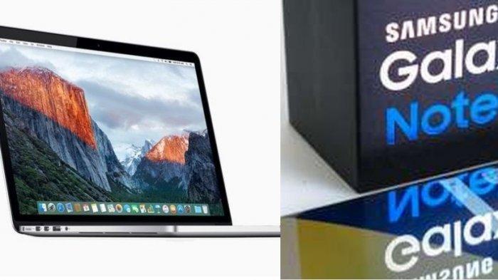 MacBook Pro dan Samsung Galaxy Note 7 Dilarang Masuk Pesawat Garuda, Terungkap Alasan Bahayanya