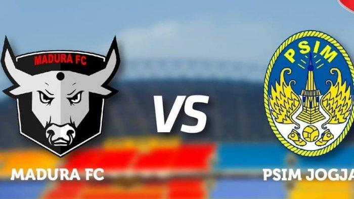 Hasil Liga 2 hari ini, Hasil Madura FC vs PSIM Jogja skor sementara 2-0, Live Streaming TV One