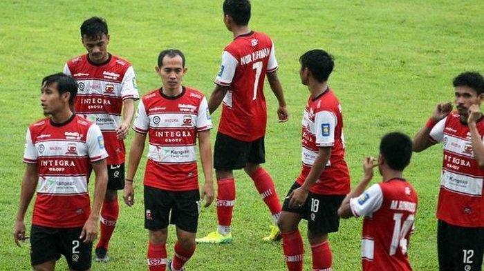 Hasil BRI Liga 1, Madura United Batal Menang, Skor 1-1 Lawan PS Tira Persikabo