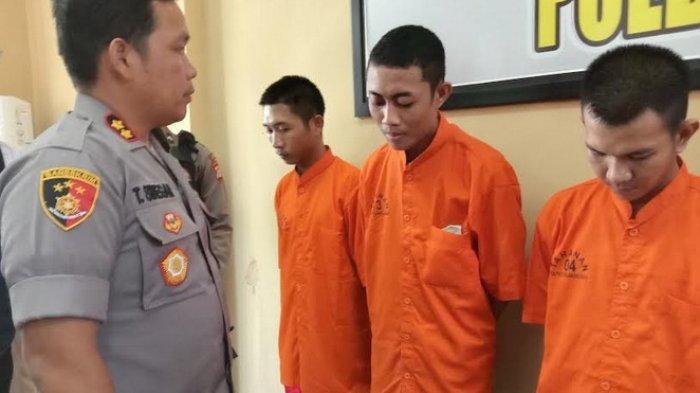 Empat Mahasiswa di Palangkaraya Ditangkap karena Memakai Narkoba, Satu Orang Mahasiwa S2