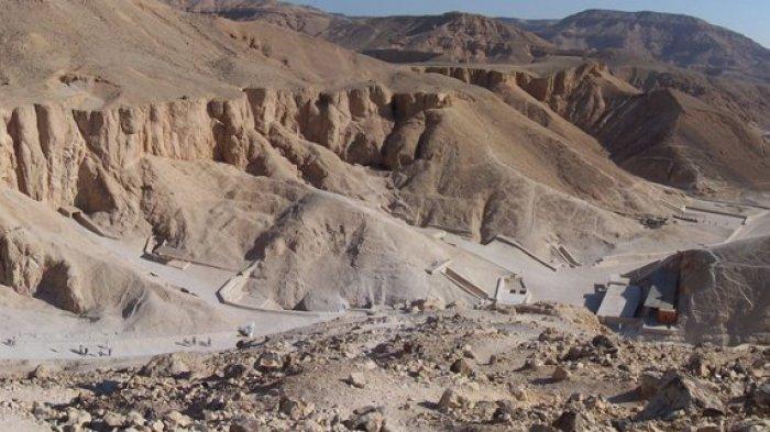 Inilah The Valley of The Kings, Makam Firaun yang Terus Jadi Incaran Pemburu Harta Karun
