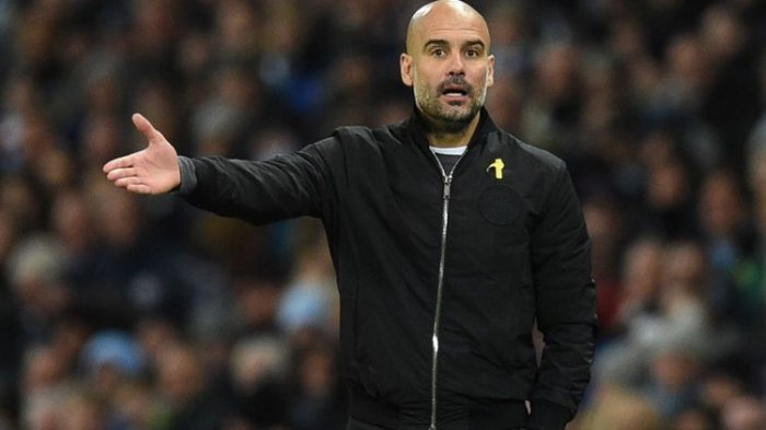 Pep Guardiola Bicara tentang Performa Manchester City