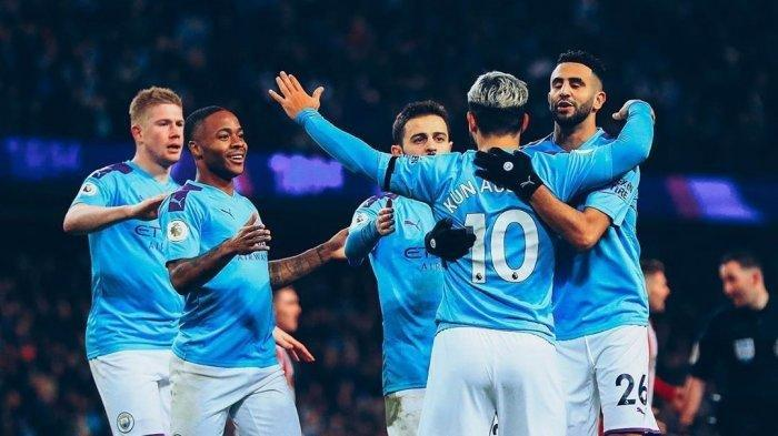 Prediksi Skor Manchester City vs Arsenal Live mola.tv Liga Inggris, Citizen Perkasa di 5 Pertemuan