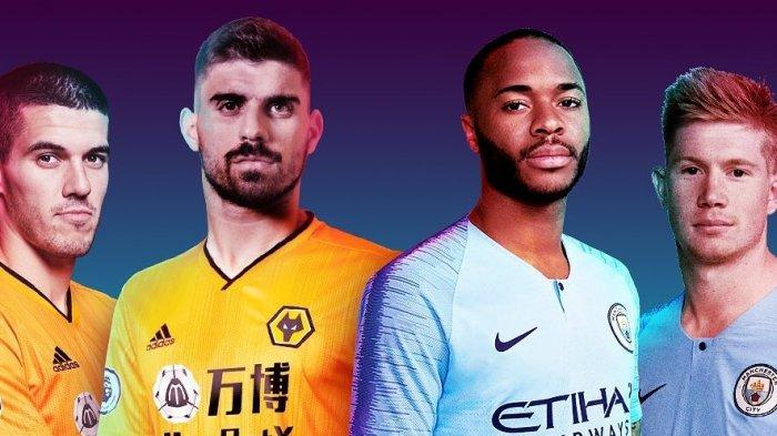 Manchester City vs Wolves Live Streaming Mola TV, Final Premier League Asia Trophy 2019 Jam 18.30