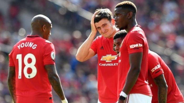 Liga Inggris - Dikalahkan Crystal Palace, Manchester United Disarankan Agar Beli Empat Pemain Baru