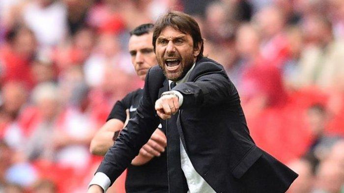 Liga Italia - Antonio Conte Bersemangat Melatih Inter Milan Karena Ambisius Klub Ini