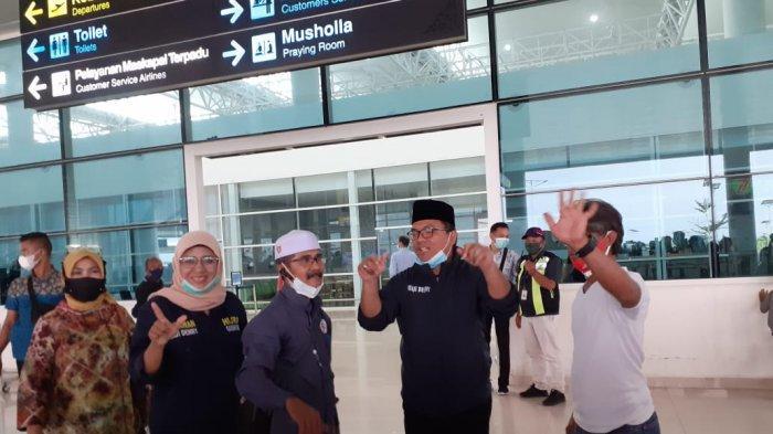 Hasil Pilkada Kalsel, Denny Indrayana Memilih ke Jakarta Persiapkan Gugatan di Mahkamah Konstitusi