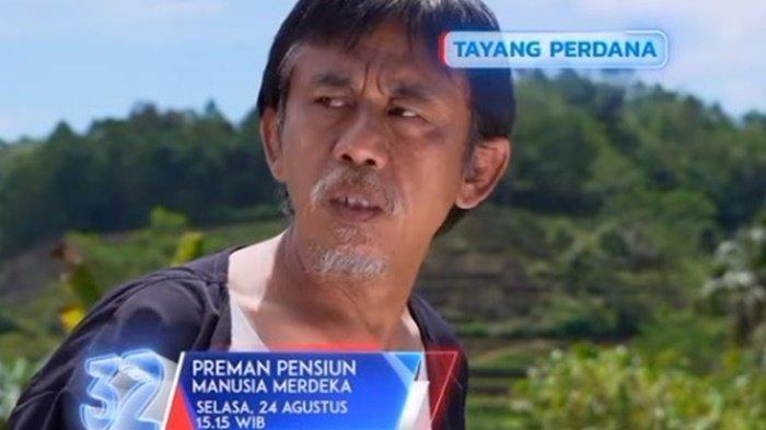 Di RCTI Sore Ini, Kang Mus 'Salam Olahraga' di Preman Pensiun, Duet Epy Kusnandar & Wulan Guritno