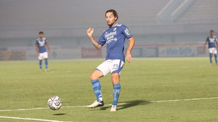 Serangan Persib di Liga 1 Disorot Robert Rene Alberts, Marc Klok Tak Ikut Lawan Bhayangkara FC