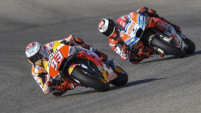 Marc Marquez Juara MotoGP Aragon, Ini Update Daftar Klasemen Sementara MotoGP