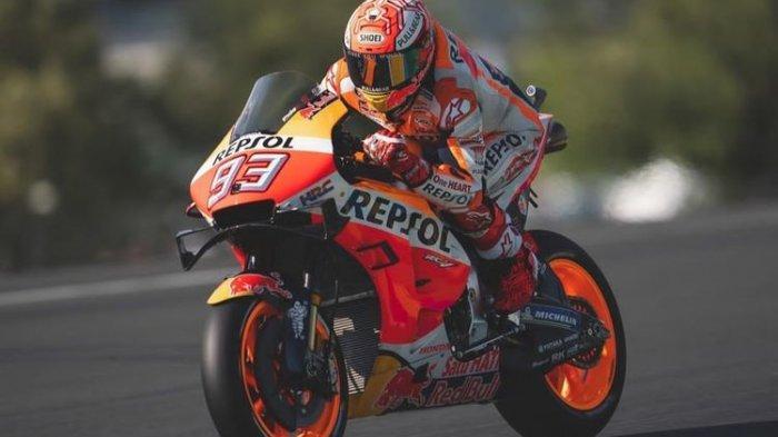 MotoGP Italia 2019 - Marc Marquez akan Tampil Maksimal di Sirkuit Mugello Kontra Pebalap Ducati