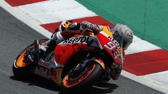 Marquez Unggul 37 Poin dan Valentino Rossi Makin Menjauh, Berikut Klasemen MotoGP 2019