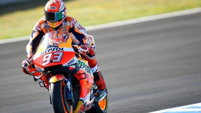 Pebalap Repsol Honda Team, Marc Marquez Juara MotoGP Spanyol, Berikut Klasemen Sementara