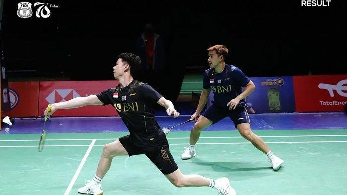 Live TVRI, Hasil Drawing Perempat Final Piala Sudirman 2021: Indonesia vs Malaysia, Cina vs Denmark