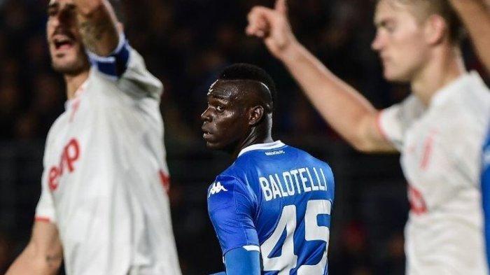 Hasil Liga Italia Pekan ke-5, Juventus Tanpa Cristiano Ronaldo Menang Atasi Tuan Rumah Brescia 2-1