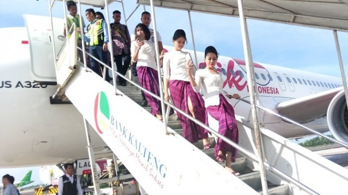 Kalteng Usul Buka Tiga Rute Baru Jalur Penerbangan dari Tjilik Riwut