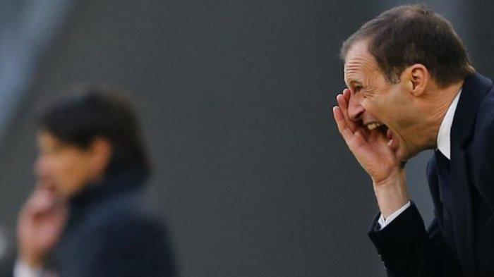 Dinilai Curang, Pelatih Juventus Teriaki Pemain Lawan
