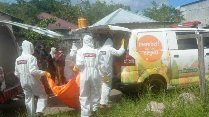 Mayat di Palangkaraya, Beberapa Hari Tidak Terlihat Kakek Ini Ditemukan Tewas di Dalam Rumah Sewaan