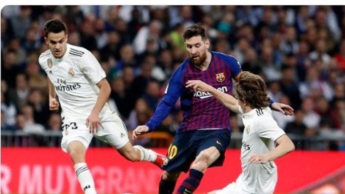 Liga Spanyol - Luka Modric Dipastikan Absen Kontra Levante dan PSG karena Cedera Berat
