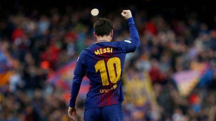 Hanya Pencetak Gol, Lionel Messi Tak Masuk Nominasi Pemain Terbaik Versi FIFA 2017-2018