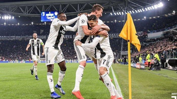 Roberto Mancini Yakin Juventus Menangkan Laga Kontra Atletico Madrid di Leg 2 Liga Champions