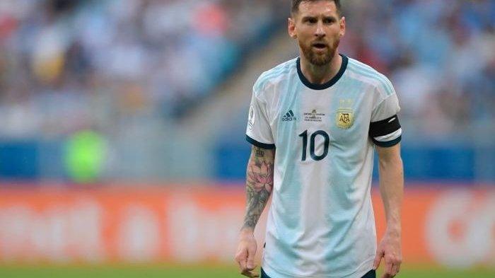 Sinyal Bahaya Messi Jelang Paraguay vs Argentina, Gerak si Penyerang PSG Akan Dimatikan