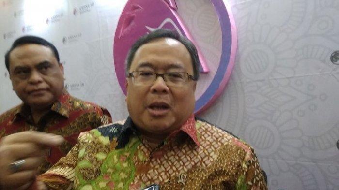 Menristek Bambang Brodjonegoro Pamit Usai DPR Setuju 2 Kementerian Digabung, Pertanda Reshuffle?