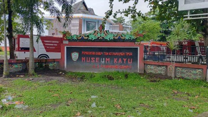 Kaltengpedia: Museum Kayu Tutup Selama Pandemi Covid-19
