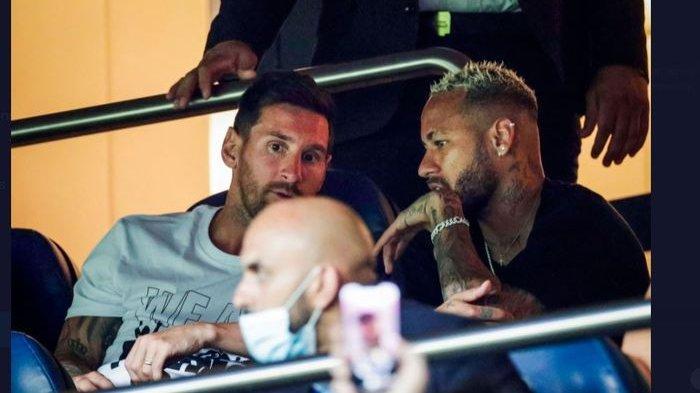 Hasil Liga Prancis, Messi & Neymar di Kursi Penonton, PSG Tetap Menang Besar, Taji Mbappe