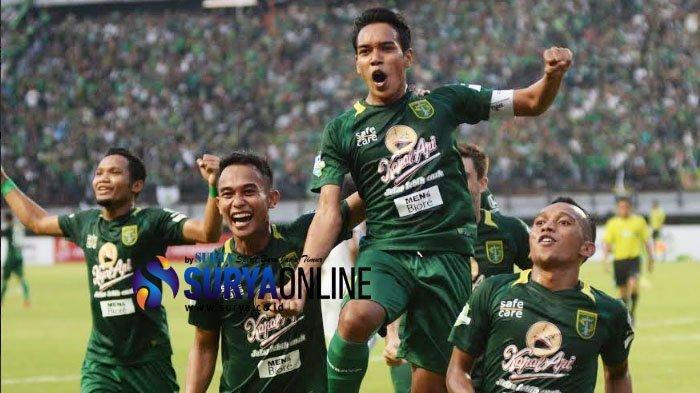 Hasil Persebaya vs Kalteng Putra Skor Sementara 1-1 Live Indosiar Cara Nonton Live Streaming Liga 1