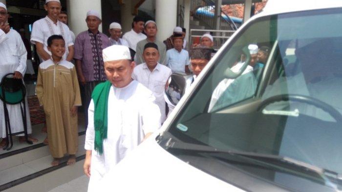 Dapat Bantuan Mobil Ambulans, Begini Reaksi Pengurus Masjid Alfurqan