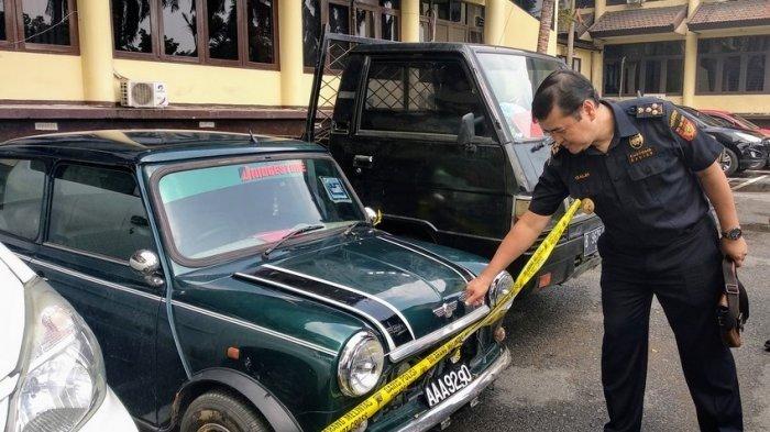Mobil Mini Cooper Asal Malaysia Ini Gagal Diselundupkan, Begini Kronologinya
