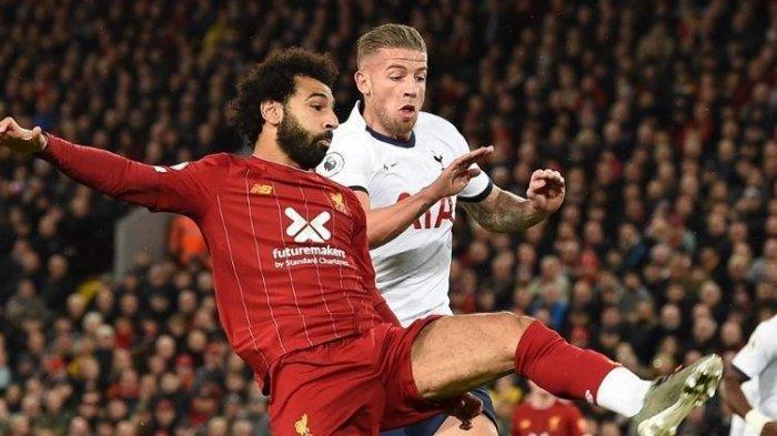 Liga Inggris Pekan ke-10, Liverpool Vs Tottenham Hotspur, The Reds Menang Berkat Gol Mohamed Salah