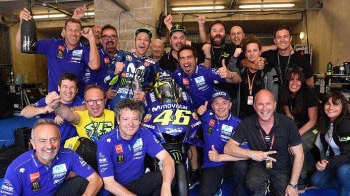 MotoGP Thailand 2018 Live Trans7, Yamaha Akui Masih Cari Settingan Mesin