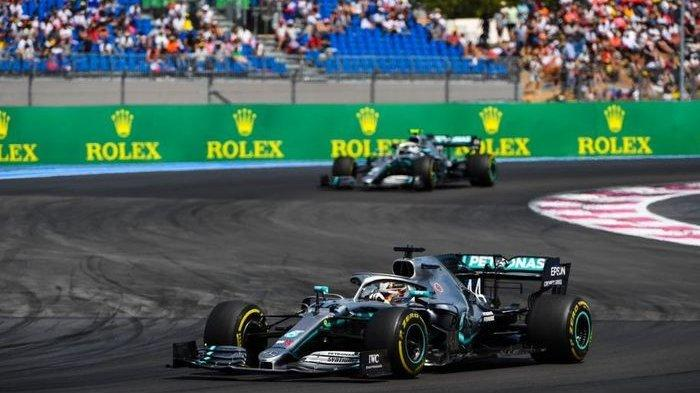 Lewis Hamilton dan Valtteri Bottas Diunggulkan di GP Austria, Berikut Jadwal Balapan Formula 1