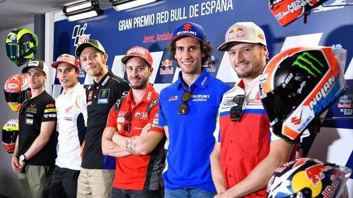 Pembalap Tuan Rumah Mendominasi Podium Juara MotoGP Spanyol, Berikut Jadwal Lengkap
