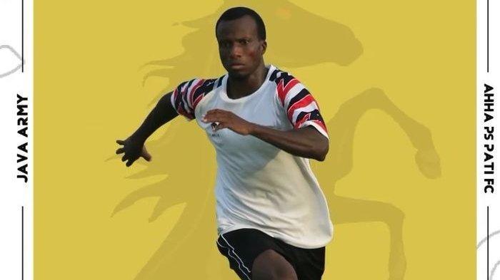 Klub Liga 2 Indonesia AHHA PS Pati FC Milik Atta Halilintar Datangkan Pemain Baru Kelahiran Nigeria