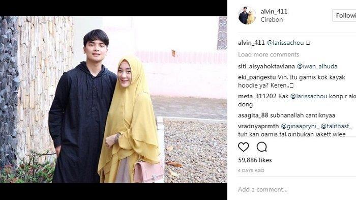 Komentari Poligami Opick, Putra Arifin Ilham Diserbu Netizen