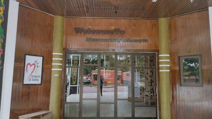 KaltengPedia: Profil Museum Kayu Sampit Kotawaringin Timur, Kalimantan Tengah