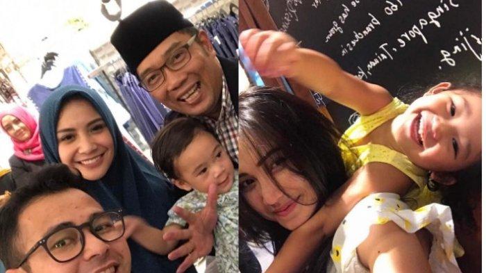 Nagita Slavina Berhijab vs Ayu Ting Ting Berbaju Zara, Ini Komentar Menohok Netizen