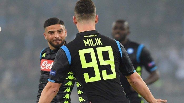 Napoli dan Valencia Menang dengan Selisih 2 Gol di Babak 32 Besar Liga Europa, Ini Hasil Lengkapnya