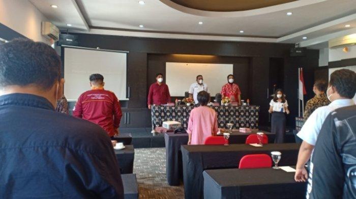 BNN Gelar Workshop Penguatan Kapasitas Wartawan di Palangkaraya