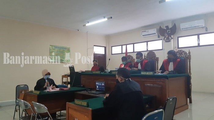 Narkoba Kalsel, Empat Terdakwa Kasus Sabu 300 Kilogram di Banjarmasin Minta Dibebaskan