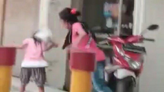 Bocah 8 Tahun Dipaksa Nenek Mengemis, Sehari Setor Rp 300.000, Kalau Tidak Dipukul dan Dijambak