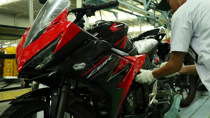 Jelang 2019 New Honda CBR150R Semakin Sporty