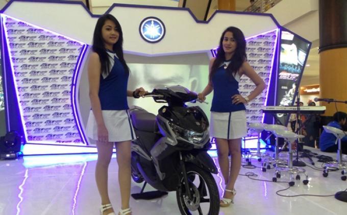 Sehari Pameran, 80 Unit New Yamaha GT 125 Terjual