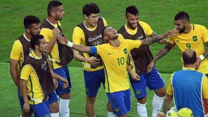 Jelang Venezuela vs Brasil Kualifikasi Piala Dunia 2022, ini Nasib Casemiro Dibanding Neymar