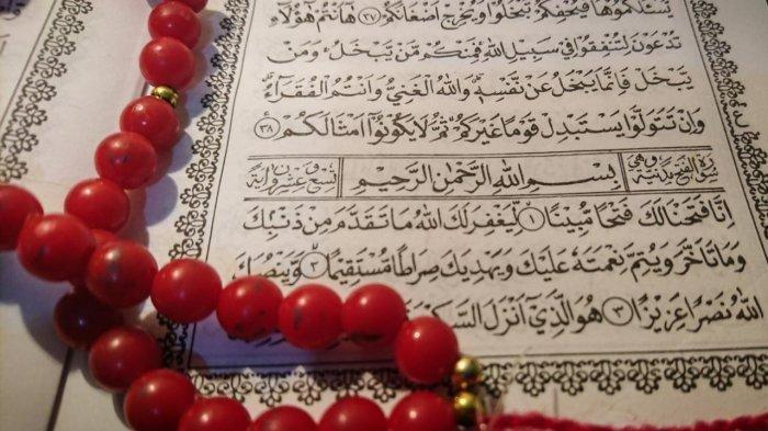 TADARUS RAMADHAN 2021: Surah Al Fath, Wasilah untuk Peroleh Rezeki yang Berkah